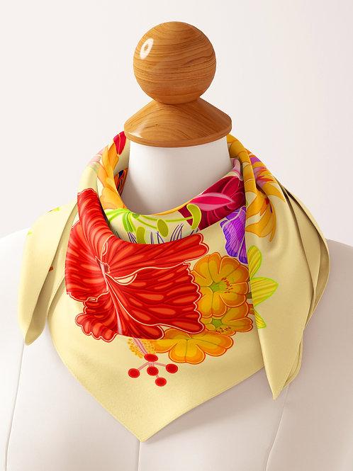 Sunny Flora Tropicale Classic Silk