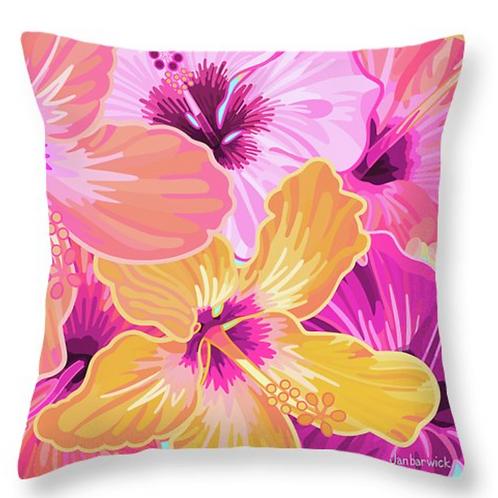 Hibiscus Spring Pinks