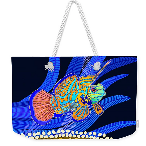 Mandarin Dragonet Carry All