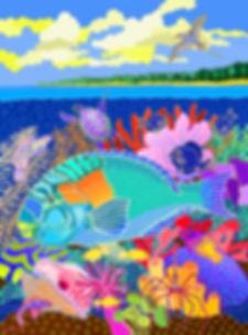 Coral Calm