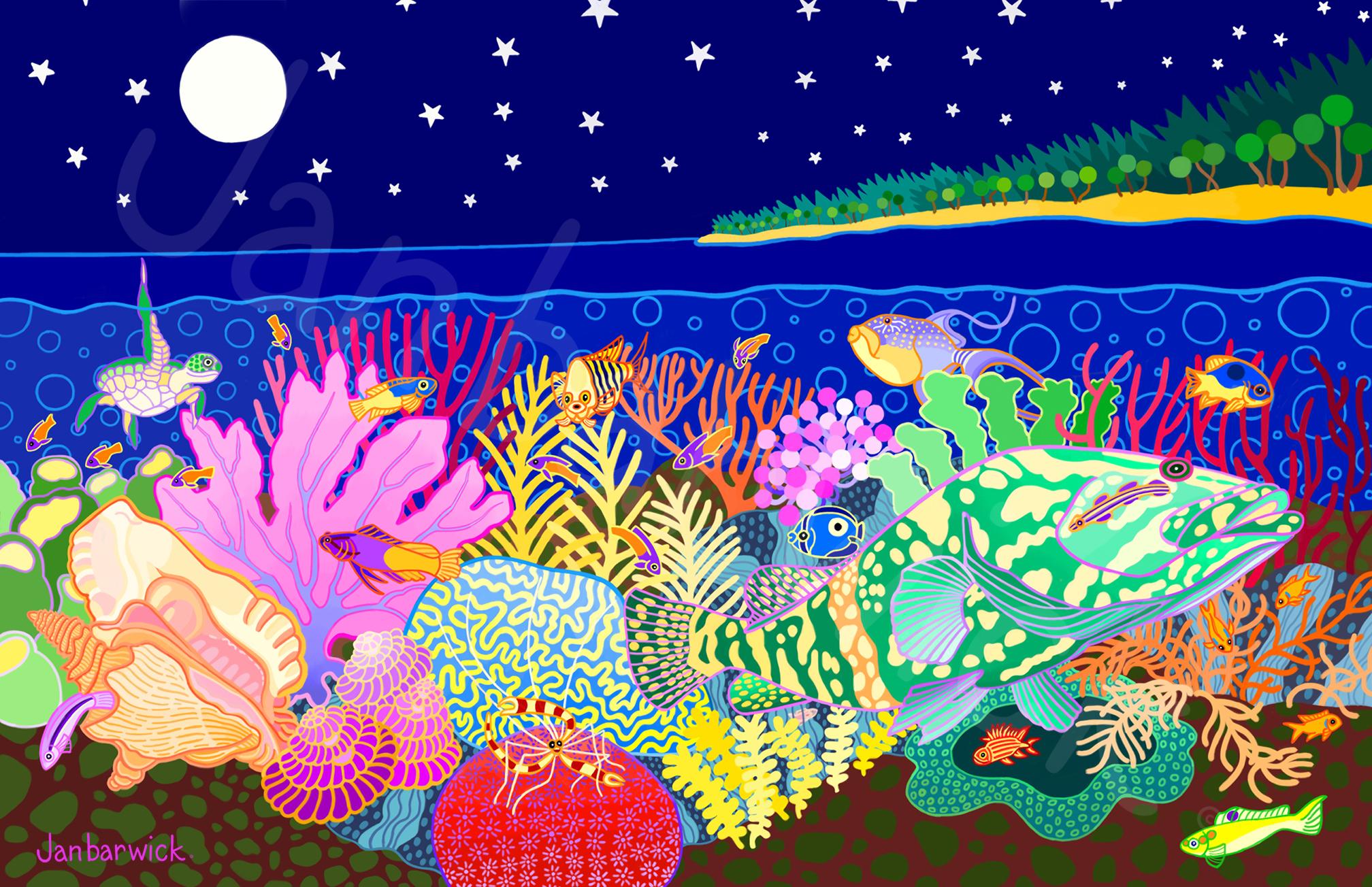 Moonlit Ballade