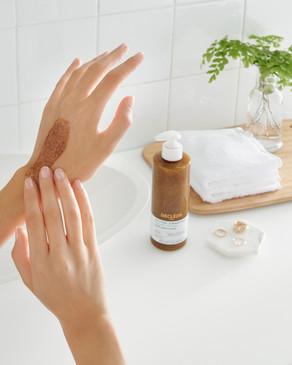 Rosemary Daily Hand wash Scrub💛