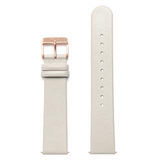 FELIX B Leather Strap - Grey/Rose Gold - NOK 349,- I BUY NOW 👉