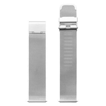 FELIX B Mesh Strap - Silver - NOK 499,- I BUY NOW 👉