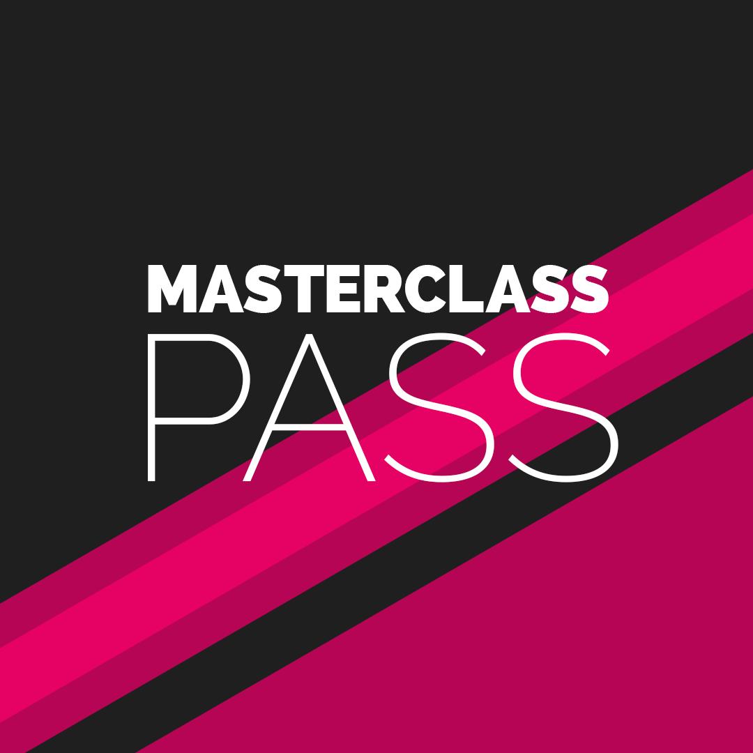 Masterclass Pass (18-års grense)