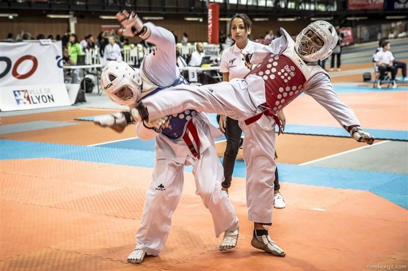 Championnat de France KEUTCHATEU Channel