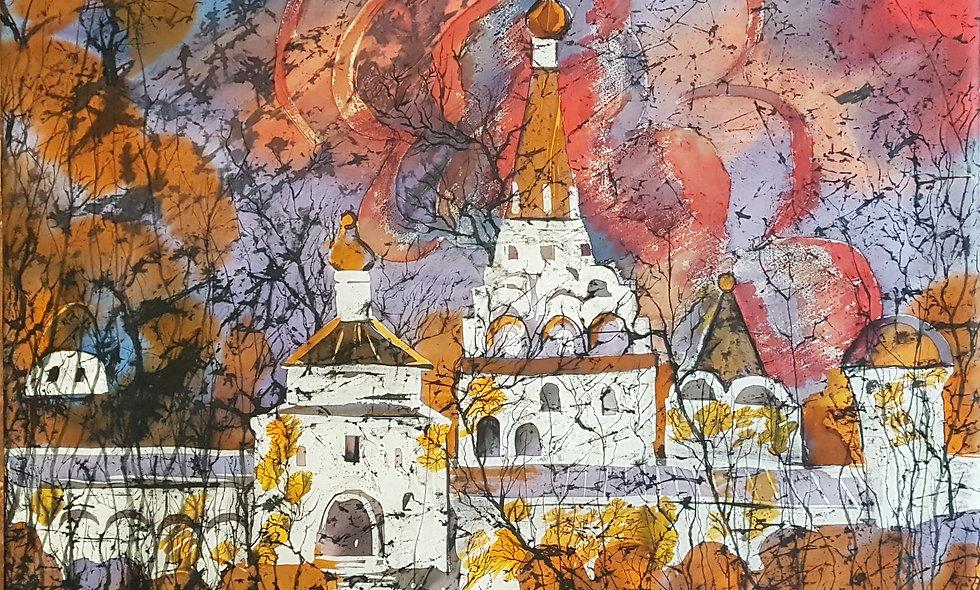 Autumn gospel. Olga Zhukova