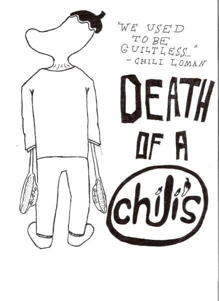 DEATH OF CHILIS