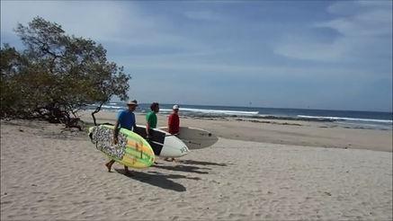 Playa Negra SUP
