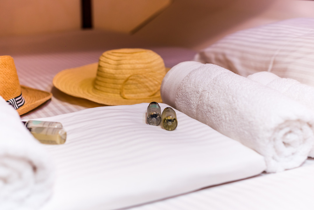 Hotel amenities & everything you need.