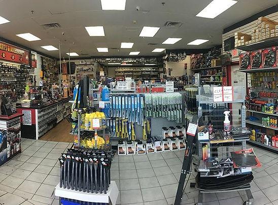 DAS Auto Parts Storefront