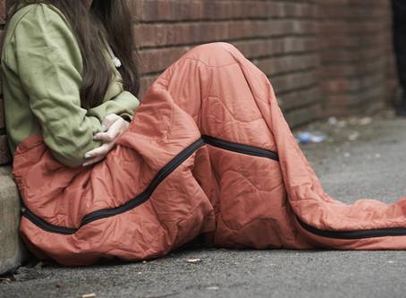 Les femmes à la rue , un phénomène invisible