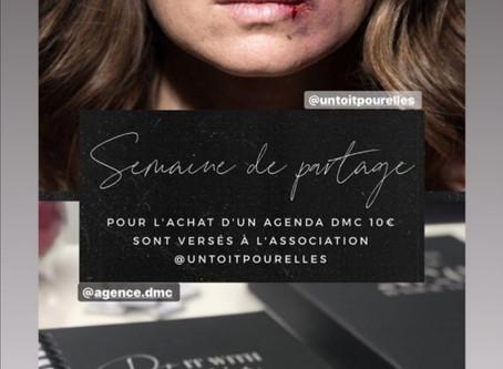L'Agence DMC soutien Un ToîT Pour Elles