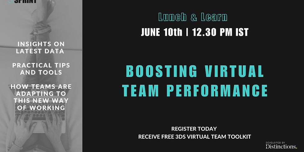 Boosting Virtual Team Performance - Jun 10