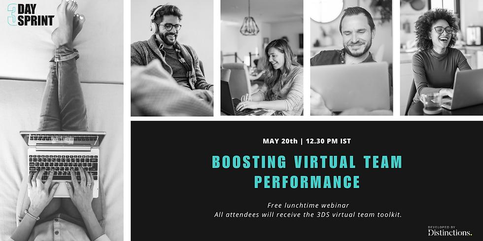 Boosting Virtual Team Performance