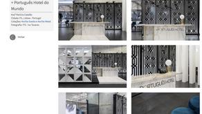 + Português Hotel do Mundo no Site da MARGRES