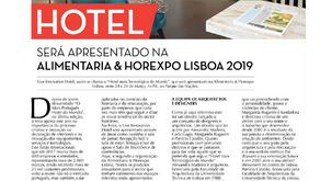 Live Innovation Hotel será apresentado na Alimentaria & Horexpo Lisboa 2019
