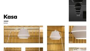 Projecto Wooden Concept no catálogo EXPORLUX 2018
