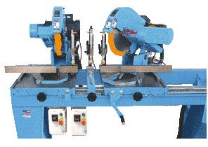 CTD Double Mitre Saw