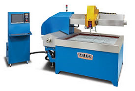 Baileigh Industrial Water Jet CNC Table