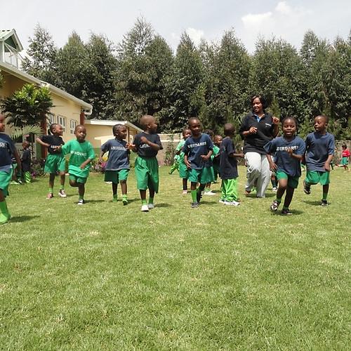 Kenya Educational Frontier