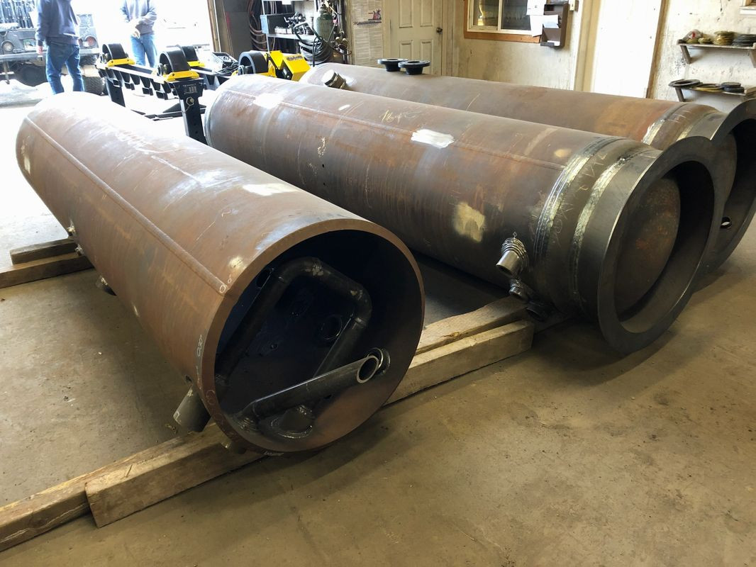 Multiple Pipe and Gas Line Fabrication.j