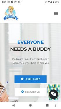J1 Tax Buddy Mobile version site image.p