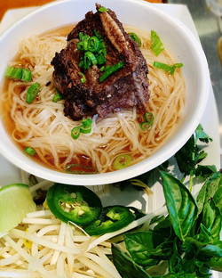You want this for lunch today!! Beef Shortrib Pho — only at Fuel Cafe, Cheyenne! #lunch #yum #cheyen