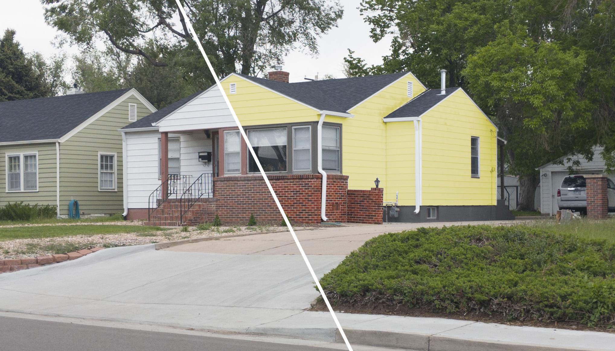 Daniel James Media - Home Color Simulato