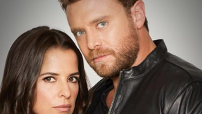 Kelly Monaco and Billy Miller New York Gerald Lynch Theater (Once in a Lifetime Events) 2
