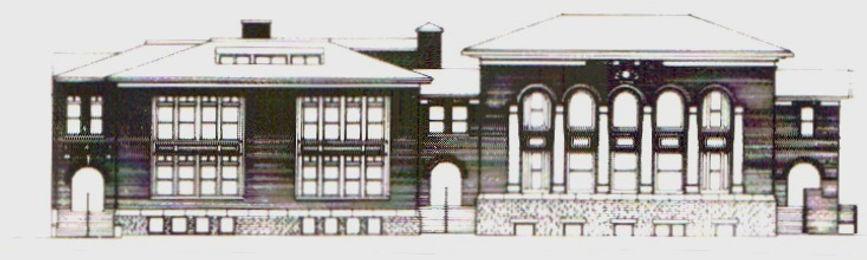 Greeley Building Drawing Redraw Fix Thom
