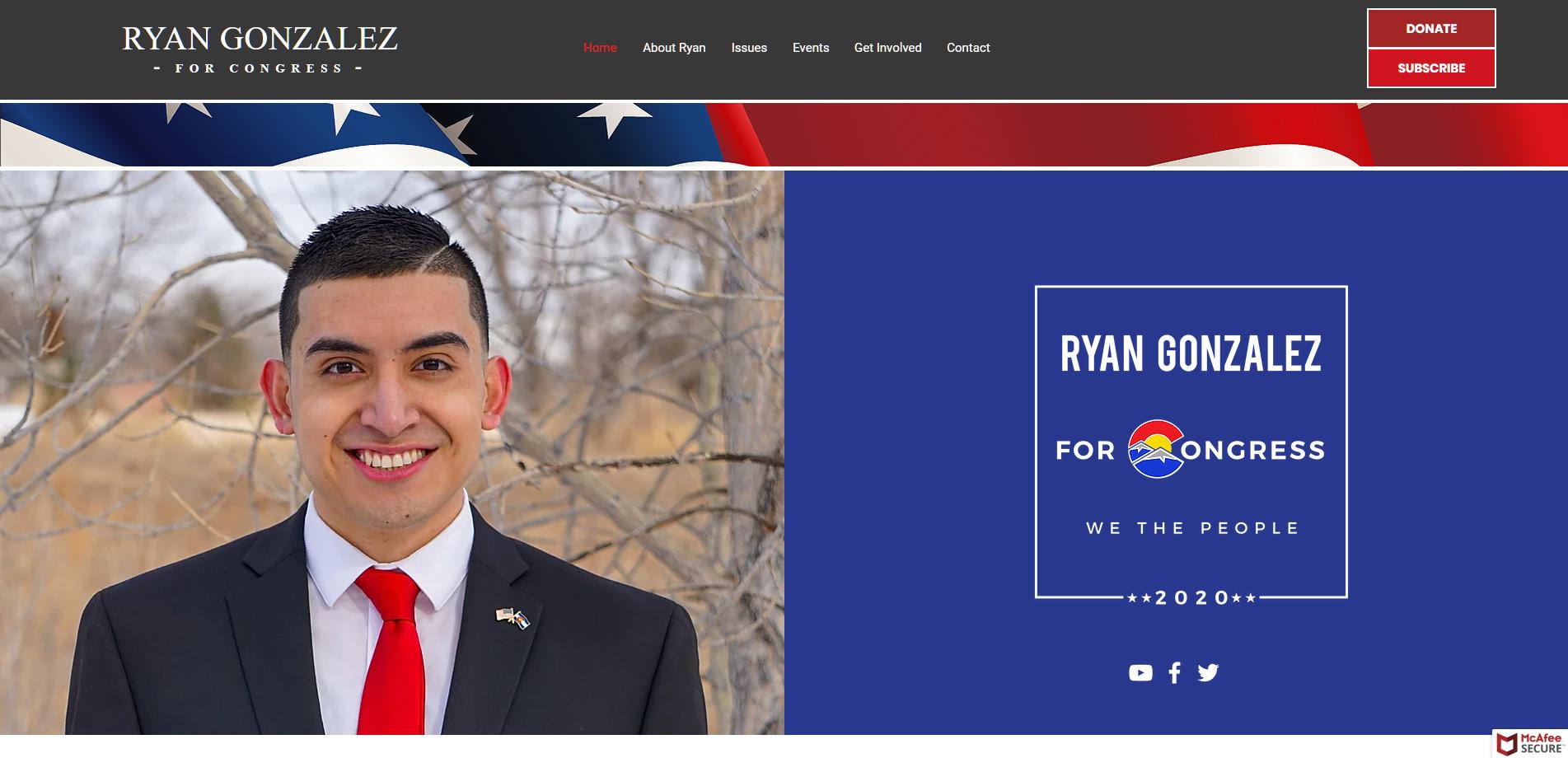 Vote Ryan Gonzalez