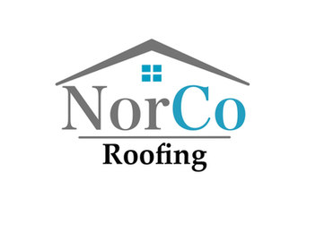 NorCo Roofing Logo Daniel James Media