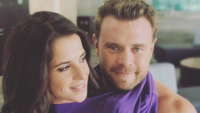 Kelly Monaco and Billy Miller New York Gerald Lynch Theater (Once in a Lifetime Events) 1