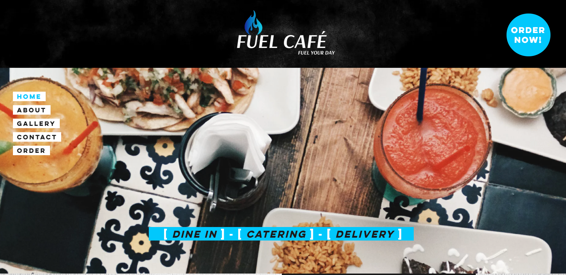 Fuel Cafe - Wyoming