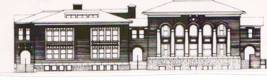 Greeley Building Original Architectual Drawing Thomas and Tyler.bmp