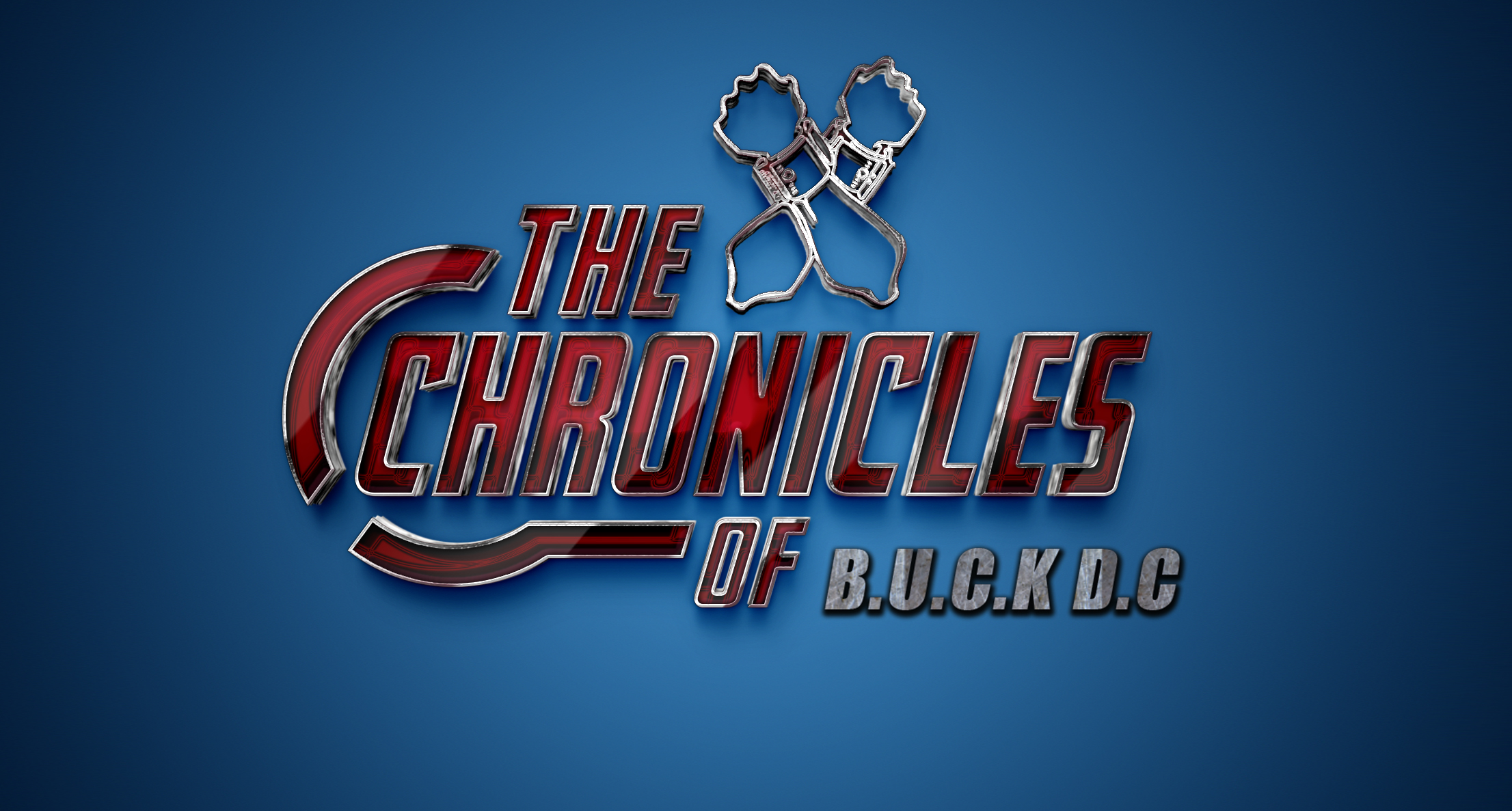 The Chronicles of Buck Dc Logo