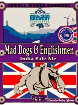 Mad Dogs & Englishmen - 5.5% abv. Bag-in-Box