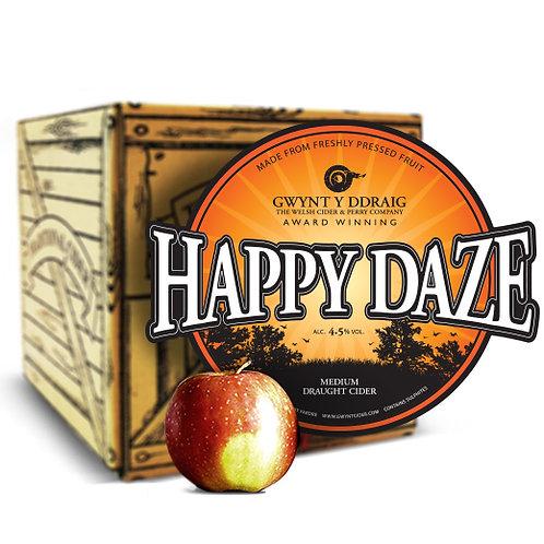 Happy Daze Cider - 4.5% abv. - Bag-in-Box