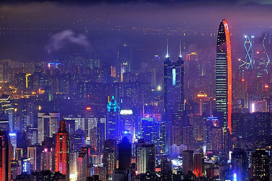 The Emerald City of China-Shenzhen