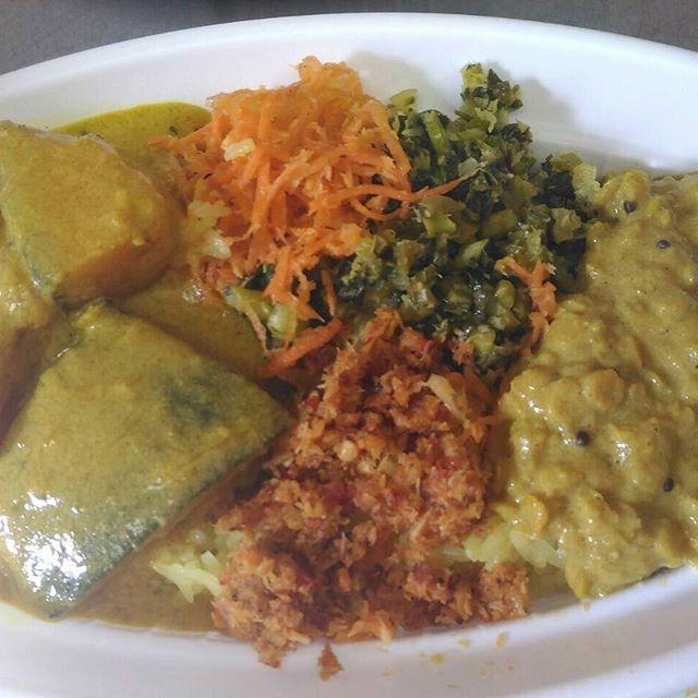 Comida主催 アハサ食堂スリランカ料理教室&おのさんの耳つぼ体験