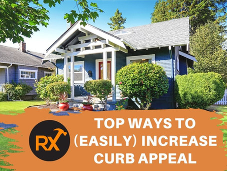 Top Ways to (Easily) Increase Curb Appeal
