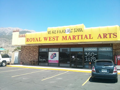 Royal West Martial Arts Lindon
