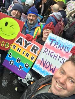 1st Scottish Trans Pride