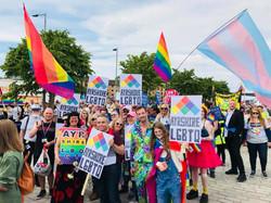 Glasgow Pride 2018