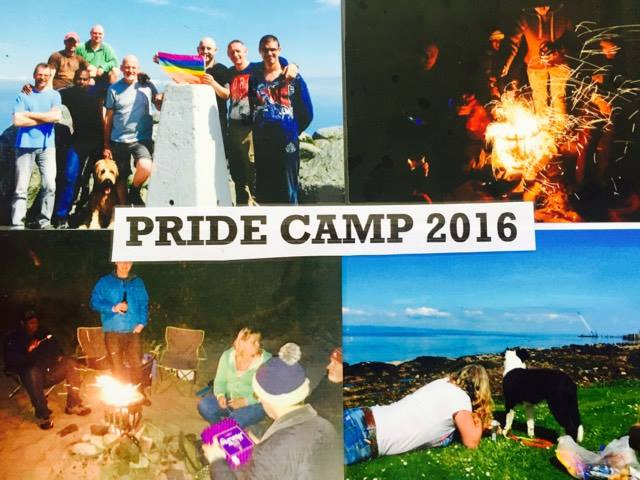 Pride Camp 2016