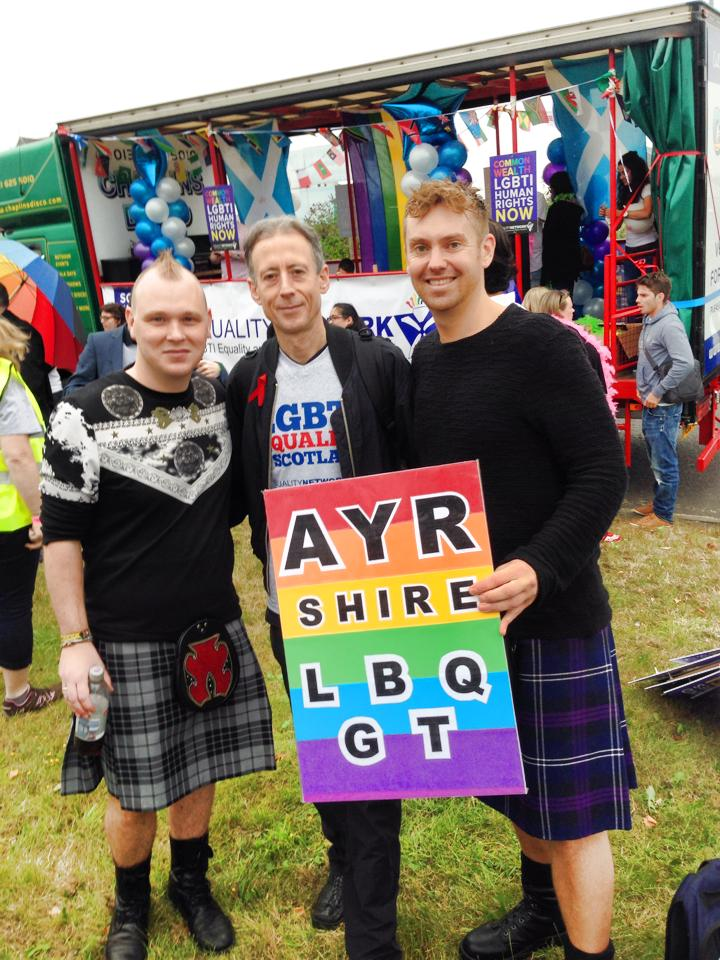 ALGBTQ and Peter Tatchell