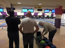 Regular bowling with ALGBTQ