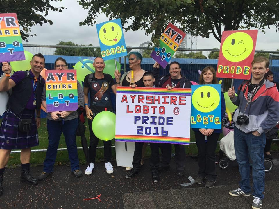 Glasgow Pride 2016