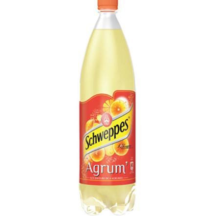 Schweppes Agrum' 1.5 L